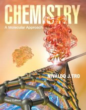 Test Bank for Chemistry A Molecular Approach Tro 3rd Edition