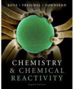 Chemistry and Chemical Reactivity, 8th Edition: John C. Kotz Test Bank