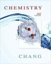 Test Bank for Chemistry Chang 10th Edition