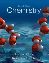 Test Bank for Chemistry Chang 11th Edition