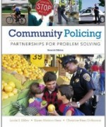 Community Policing Partnerships for Problem Solving, 7th Edition : Miller Test Bank