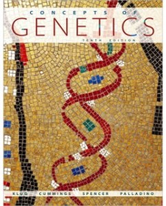 Concepts of Genetics, 10th Edition: William S. Klug Test Bank