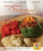 Contemporary Nutrition: A Functional Approach, 3rd Edition: Gordon Wardlaw Test Bank