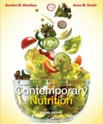 Contemporary Nutrition, 8th Edition: Gordon Wardlaw Test Bank
