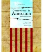 Corrections in America: An Introduction, 13th Edition: Harry E. Allen Test Bank