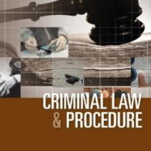 Criminal Law and Procedure, 8th Edition : Scheb Test Bank