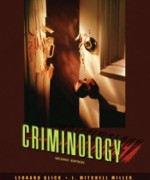 Criminology, 2nd Edition: Glick Test Bank