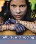 Cultural Anthropology, 6th Edition: Miller Test Bank