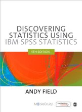 Test Bank for Discovering Statistics using IBM SPSS Statistics Field 4th Edition