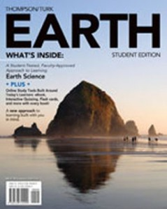 EARTH, 1st Edition: Thompson Test Bank