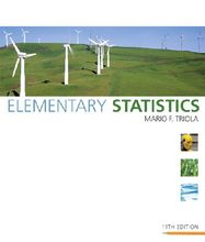 Elementary Statistics Triola 11th Edition Solutions Manual