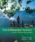 Environmental Science, 12th Edition: Enger Test Bank