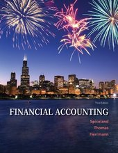 Test Bank for Financial Accounting Spiceland 3rd Edition