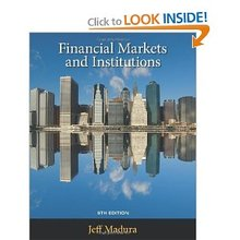 Financial Markets and Institutions Madura 9th Edition Solutions Manual