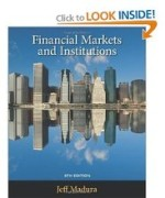 Test Bank for Financial Markets and Institutions Madura 9th Edition