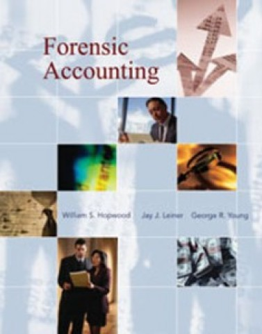 Forensic Accounting, 1st Edition: Hopwood Test Bank