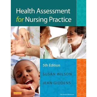 Test Bank for Health Assessment for Nursing Practice Wilson 5th Edition
