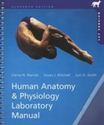 Human Anatomy & Physiology Laboratory Manual, Cat Version, 11 edition: Elaine N. Marieb Test Bank