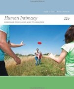 Human Intimacy Marriage the Family and Its Meaning, 11th Edition : Cox Test Bank