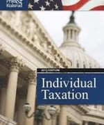 Individual Taxation 2013 Pratt 7th Edition Solutions Manual