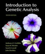 Introduction to Genetic Analysis, 10th Edition: Griffiths Test Bank