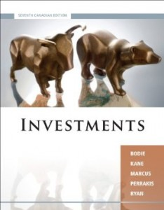 Investments, 7th Canadian Edition : Bodie Test Bank