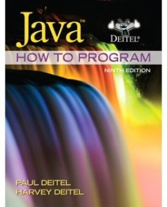 Java How To Program (early objects), 9th Edition: Paul Deitel Test Bank