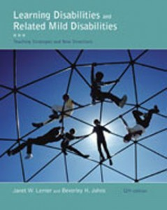Learning Disabilities and Related Mild Disabilities, 12th Edition: Lerner Test Bank