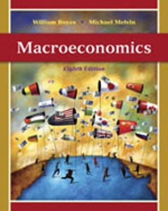 Macroeconomics, 8th Edition: Boyes Test Bank
