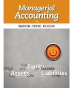 Test Bank for Managerial Accounting Warren 12th Edition