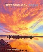 Meteorology Today, 10th Edition: C. Donald Ahrens Test Bank