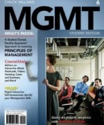 MGMT, 6th Edition : Williams Test Bank