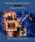 Microeconomics Principles and Policy, 12th Edition: Baumol Test Bank