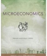 Microeconomics: Public and Private Choice, 14th Edition: James D. Gwartney Test Bank