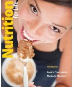 Nutrition for Life, 3rd Edition: Janice Thompson Test Bank