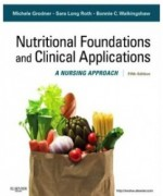 Nutritional Foundations and Clinical Applications, 5th Edition: Michele Grodner Test Bank
