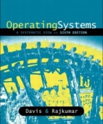 Operating Systems, 6th Edition: William S. Davis Test Bank