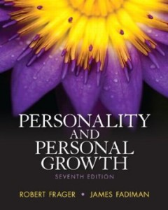 Personality and Personal Growth, 7th Edition : Frager Test Bank