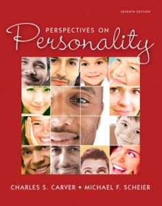 Perspectives on Personality, 7th Edition: Carver Test Bank