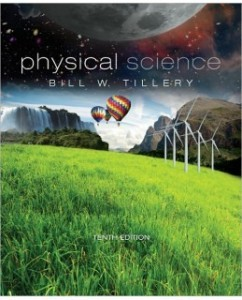 Physical Science, 9th Edition: Bill Tillery Test Bank