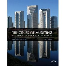 Test Bank for Principles of Auditing and Assurance Services Whittington Pany 18th Edition