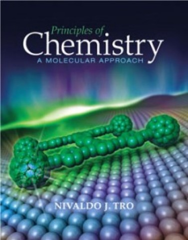 Principles of Chemistry A Molecular Approach, 1st Edition: Tro Test Bank