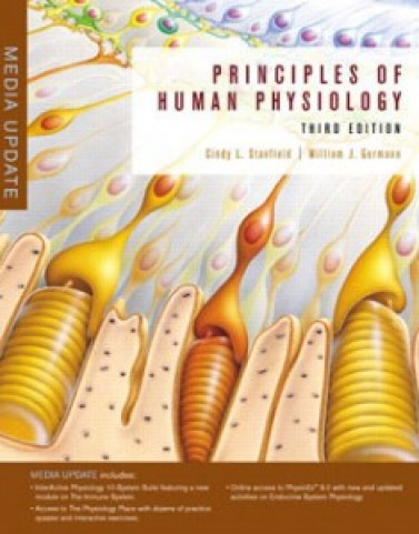 Principles of Human Physiology, 3rd Edition: Stanfield Test Bank