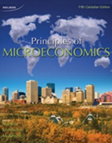 Principles of Microeconomics, 5th Canadian Edition: Mankiw Test Bank