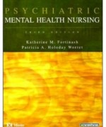 Psychiatric Mental Health Nursing, 3rd Edition: Katherine M. Fortinash Test Bank