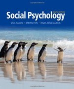 Test Bank for Social Psychology Kassin 9th Edition