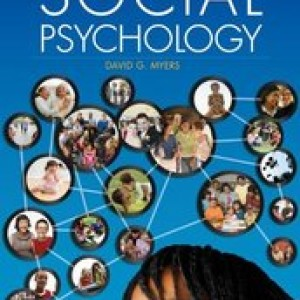 Test Bank for Social Psychology Myers 11th Edition