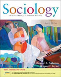 Sociology Understanding a Diverse Society, 4th Edition: Andersen Test Bank
