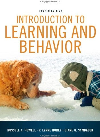 Introduction to Learning and Behavior 4th Edition by Powell Solution Manual