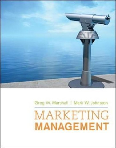 Marketing Management 1st Edition by Marshall Solution Manual
